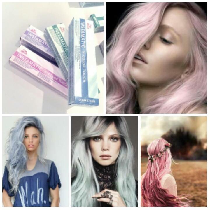 meerdere kleuren in je haar