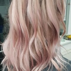 rose blond